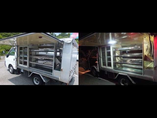 マツダ ボンゴトラック 移動販売 冷蔵車