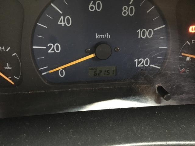 スズキ キャリイトラック 5MT エアコン
