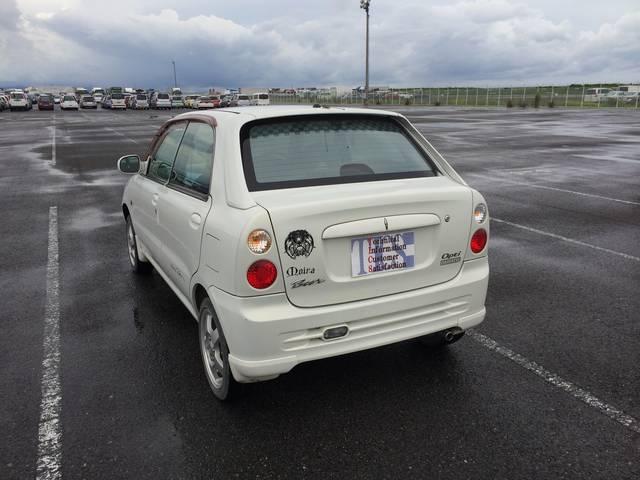 「ダイハツ」「オプティ」「軽自動車」「奈良県」の中古車7