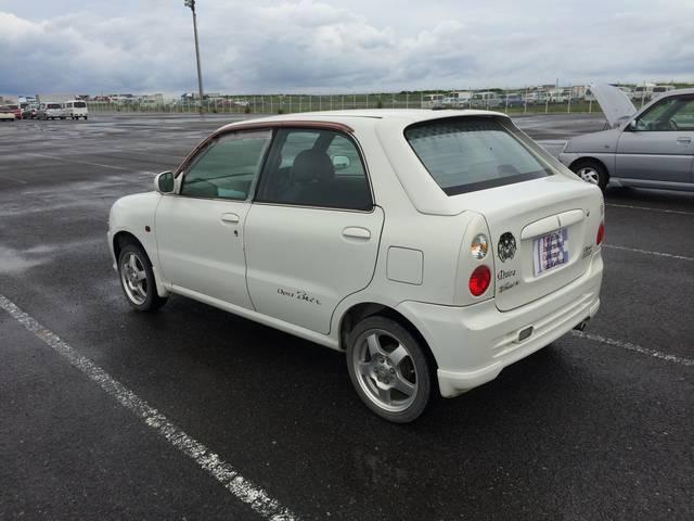 「ダイハツ」「オプティ」「軽自動車」「奈良県」の中古車8