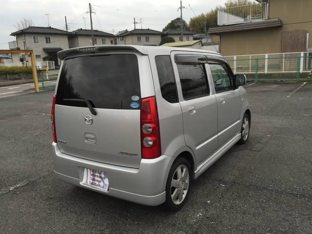 マツダ AZワゴン FX-Sスペシャル 1年間走行無制限保証付