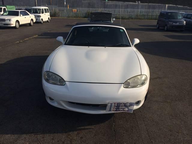 「マツダ」「ロードスター」「オープンカー」「奈良県」の中古車2