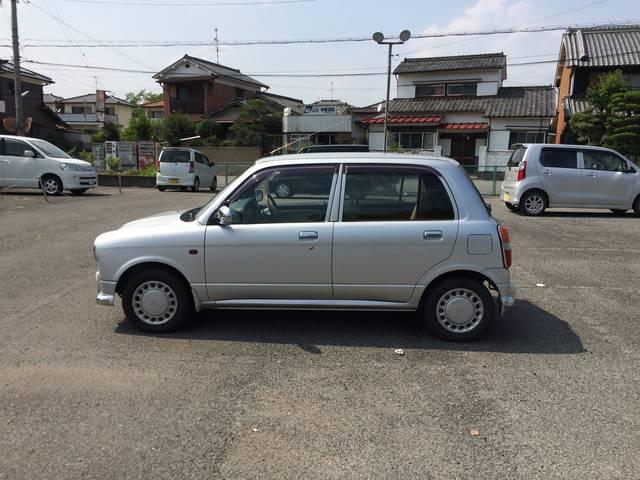 「ダイハツ」「ミラジーノ」「軽自動車」「奈良県」の中古車10