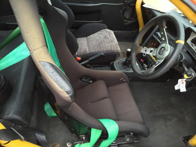 ホンダ CR-X Si 車高調 社外マフラー 社外アルミ 5速MT