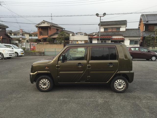 「ダイハツ」「ネイキッド」「コンパクトカー」「奈良県」の中古車9
