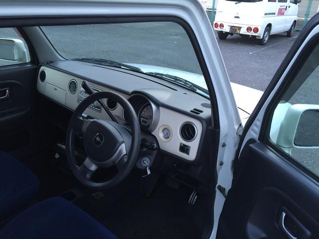 スズキ アルトラパン G 1年間走行無制限保証付 フルフラットシート Wエアバック