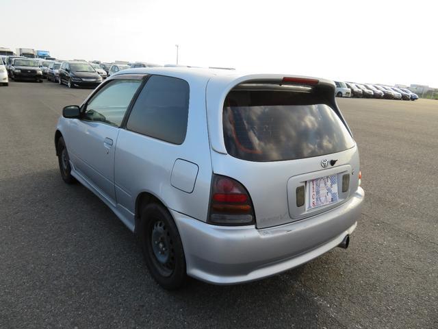 トヨタ スターレット グランツァV