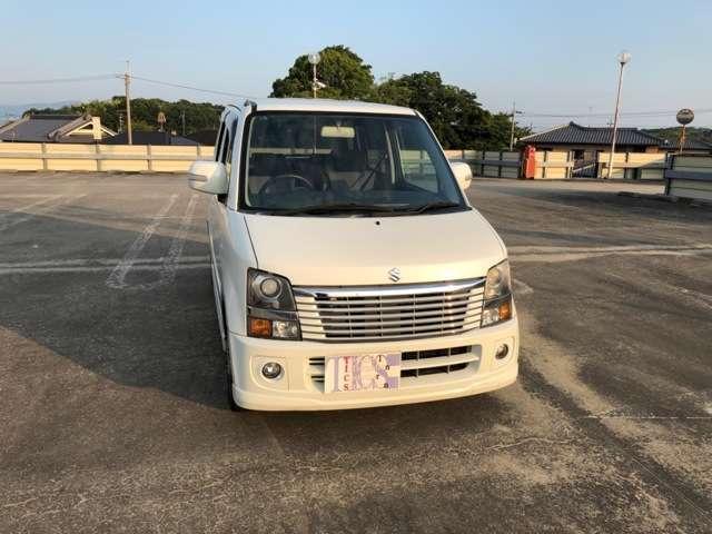 「スズキ」「ワゴンR」「コンパクトカー」「奈良県」の中古車2