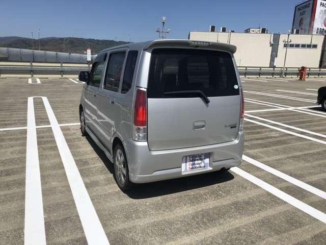 「スズキ」「ワゴンR」「コンパクトカー」「奈良県」の中古車7