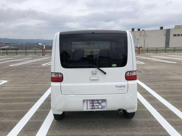 「ホンダ」「ザッツ」「コンパクトカー」「奈良県」の中古車7