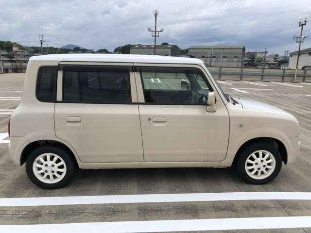 「スズキ」「アルトラパン」「軽自動車」「奈良県」の中古車5