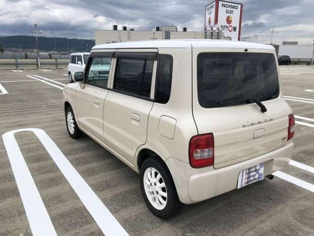「スズキ」「アルトラパン」「軽自動車」「奈良県」の中古車8