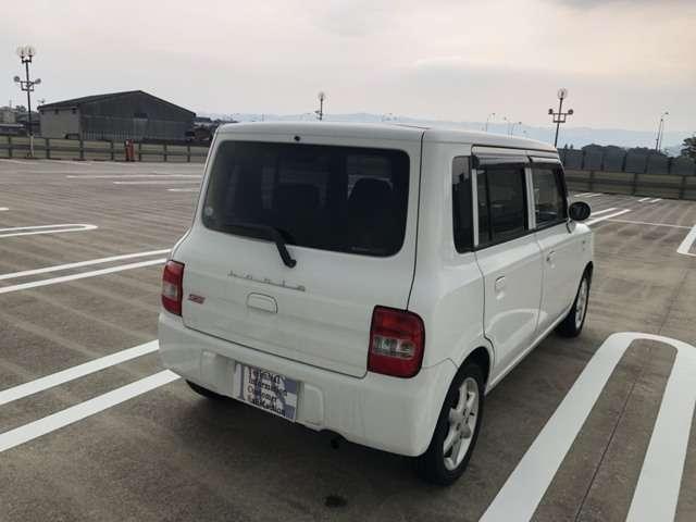 「スズキ」「アルトラパン」「軽自動車」「奈良県」の中古車6