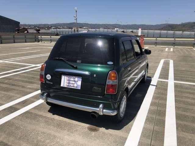 「ダイハツ」「ミラジーノ」「軽自動車」「奈良県」の中古車6