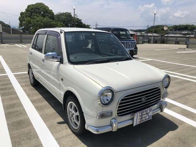 「ダイハツ」「ミラジーノ」「軽自動車」「奈良県」の中古車3