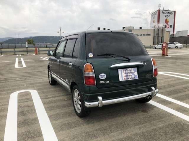 「ダイハツ」「ミラジーノ」「軽自動車」「奈良県」の中古車8