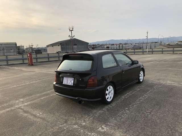 「トヨタ」「スターレット」「コンパクトカー」「奈良県」の中古車5