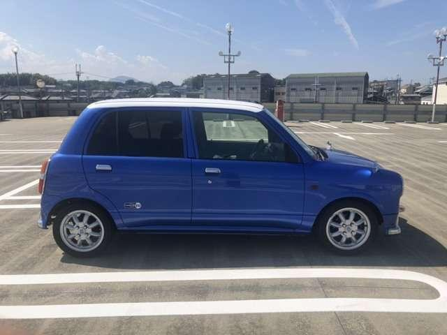 「ダイハツ」「ミラジーノ」「軽自動車」「奈良県」の中古車5