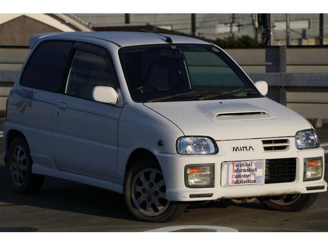 「ダイハツ」「ミラ」「軽自動車」「奈良県」の中古車4