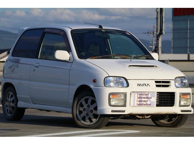 「ダイハツ」「ミラ」「軽自動車」「奈良県」の中古車6