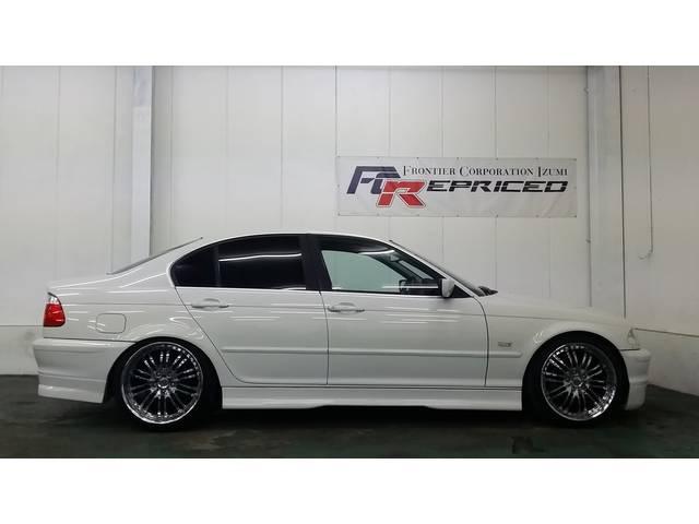 BMW BMW 325i エアロ・サンルーフ・19アルミ・車高調