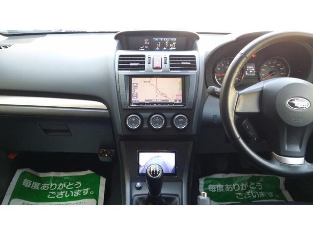 1.6i-L 1オーナー車・STIエアロ・ローダウン(11枚目)