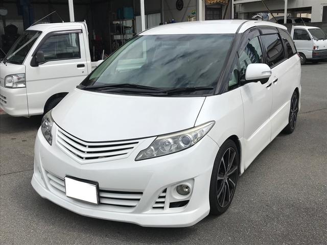 「トヨタ」「エスティマ」「ミニバン・ワンボックス」「兵庫県」の中古車54