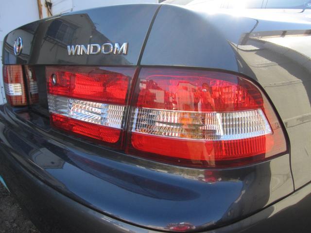 トヨタ ウィンダム 2.5G 禁煙車 HIDヘッド 屋内保管車