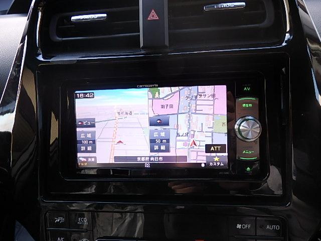 トヨタ プリウス S ナビTV バックカメラ クルーズコントロール