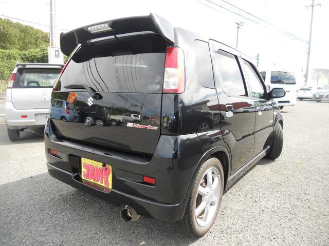 ベースグレード 社外マフラー タナベ製サスショック HDDナビ 地デジ 5速マニュアル(2枚目)