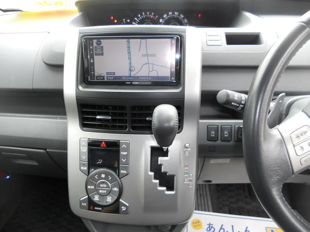 ZS 煌II HDDナビ フルセグ ビルトインETC 9型フリップダウンモニター コーナーセンサー ドライブレコーダー ルームモニター型レーダー探知機 HID 両側パワースライドドア 18インチアルミ 社外エアロ(11枚目)
