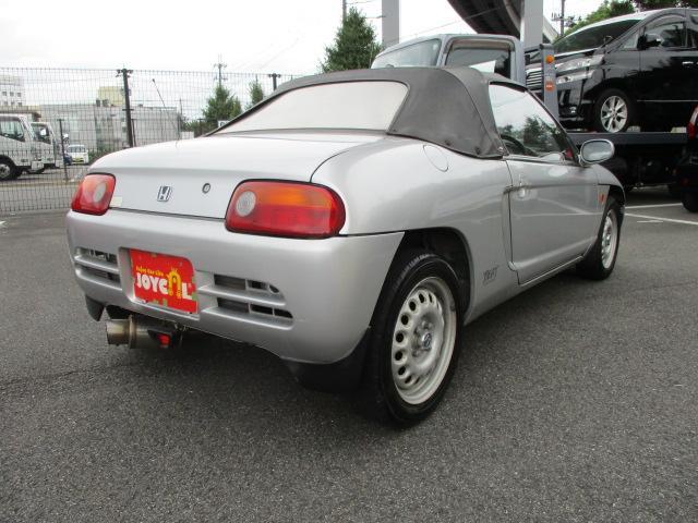 「ホンダ」「ビート」「オープンカー」「京都府」の中古車8