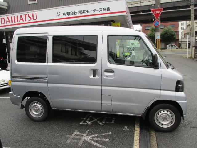「三菱」「ミニキャブバン」「軽自動車」「京都府」の中古車4