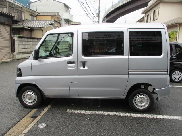 「三菱」「ミニキャブバン」「軽自動車」「京都府」の中古車5