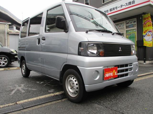 「三菱」「ミニキャブバン」「軽自動車」「京都府」の中古車6