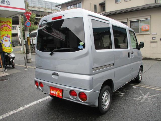 「三菱」「ミニキャブバン」「軽自動車」「京都府」の中古車8