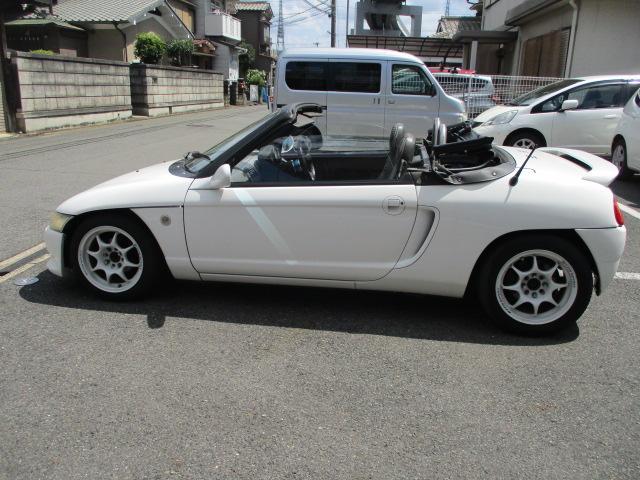 「ホンダ」「ビート」「オープンカー」「京都府」の中古車5