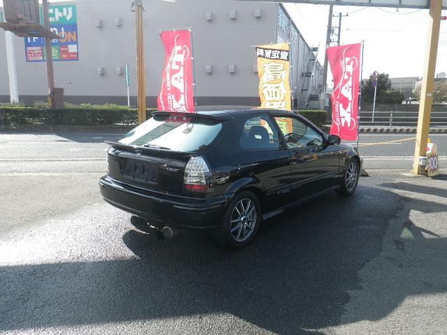 SiRII 車高調 タコ足 マフラー(4枚目)