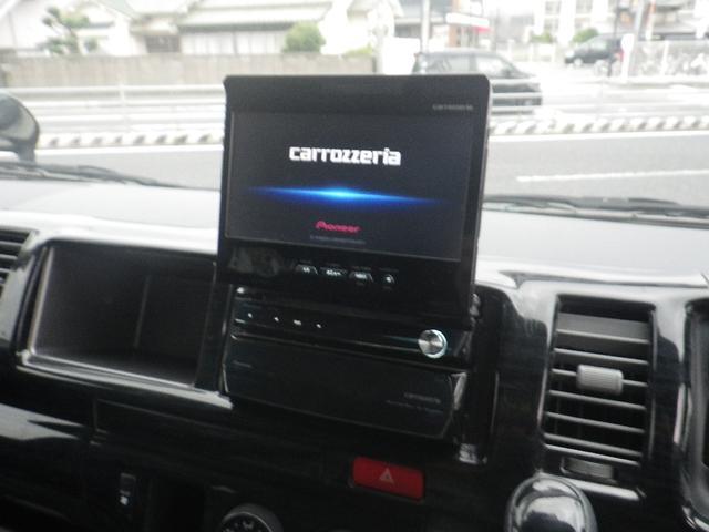 ロングワイドスーパーGL HDDナビ フリップダウンモニター(11枚目)