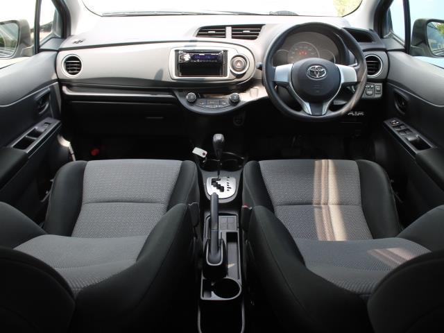 トヨタ ヴィッツ F スマイルエディション ワンオーナー ETC