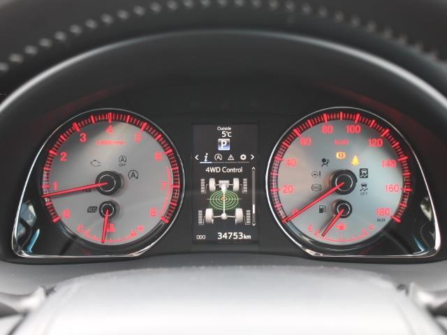 エレガンス G's 4WD ワンオーナー SDナビ(5枚目)