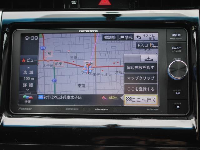 エレガンス G's 4WD ワンオーナー SDナビ(7枚目)