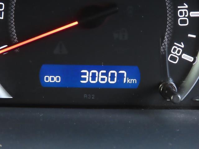 走行距離は写真撮影時で30,607キロです☆彡