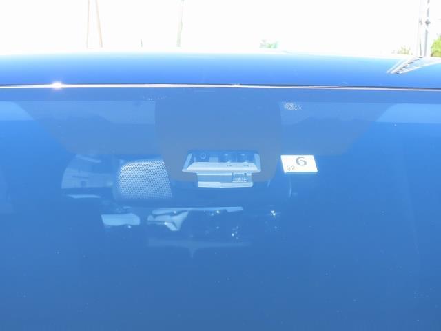 前方の障害物を検知するレーダーが付いています☆ドライバーの安全を守ります!