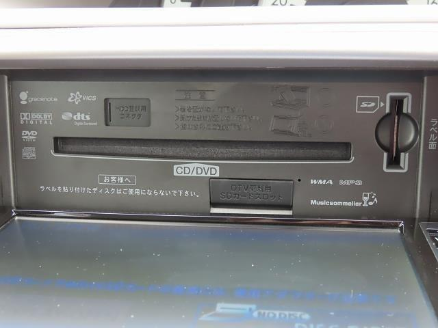 Gパッケージ 純正ナビ ETC HDDナビ HIDランプ(9枚目)