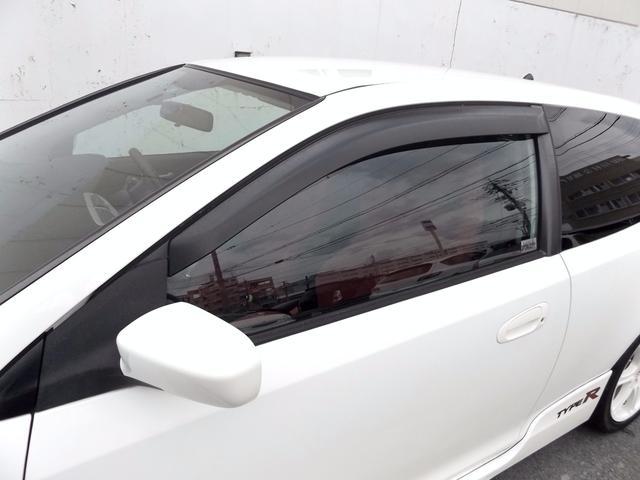 ホンダ シビック タイプR 赤レカロ6MT 社外マフラー タイミングチェーン
