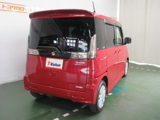 「スズキ」「スペーシアカスタム」「コンパクトカー」「和歌山県」の中古車3