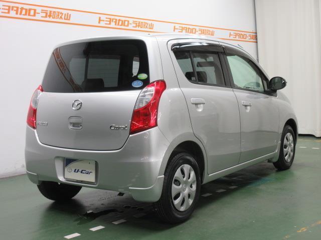 「マツダ」「キャロル」「軽自動車」「和歌山県」の中古車4