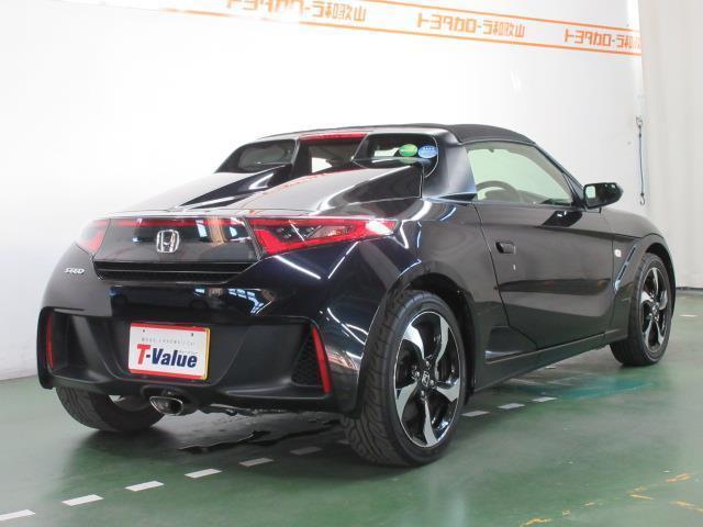 「ホンダ」「S660」「オープンカー」「和歌山県」の中古車6
