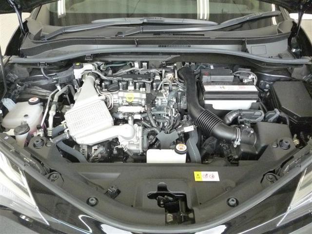 エンジンルームもキレイ!トヨタのメカニックが心を込めて安心整備いたします!